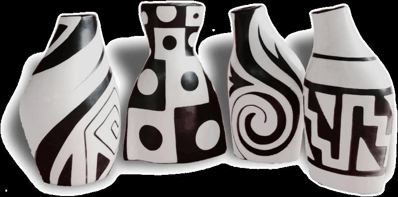 Chulucanas-pottery-AGUA DE LA ABUELA ceramica agua segura filtro ceramico w4